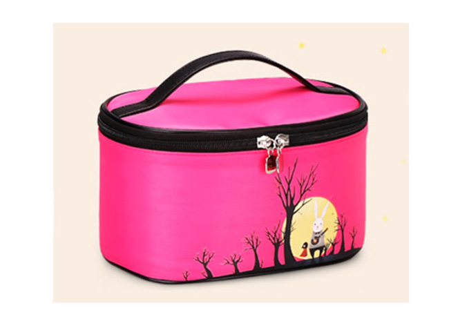 Promotional cosmetic bag for women
