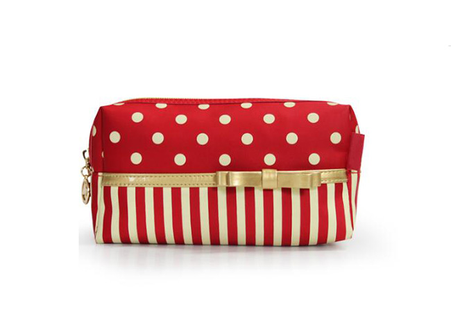 Promotional durable cosmetic bag