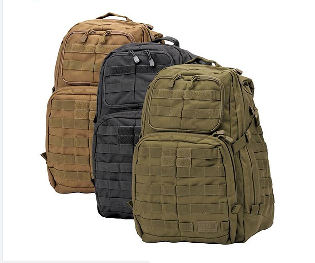 Durable army backpack for men