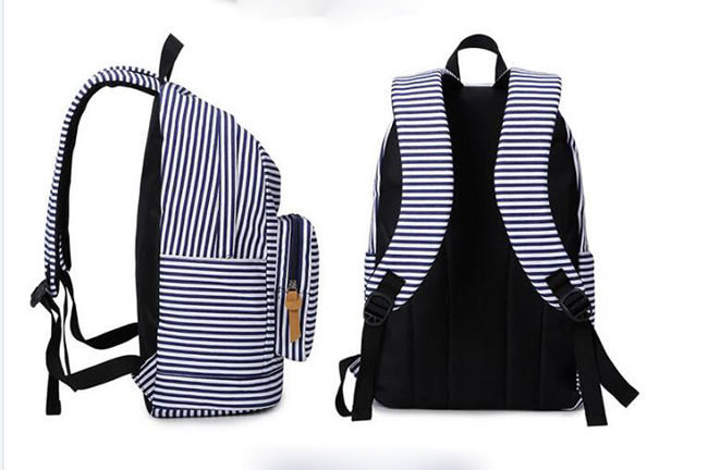 Fashion school backpack for teenage
