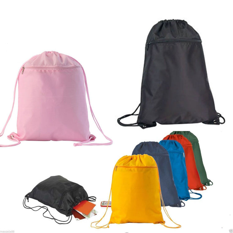 Hot popular cheap durable drawstring bag
