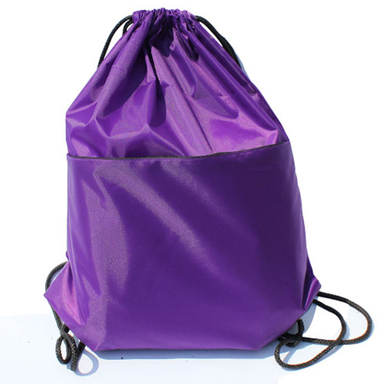 Hot sell promotional  drawstring bag