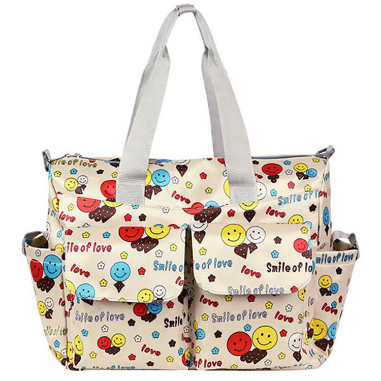 Designer muiti-function mummy baby bag