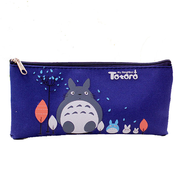 Fashion cute totoro pencil bag