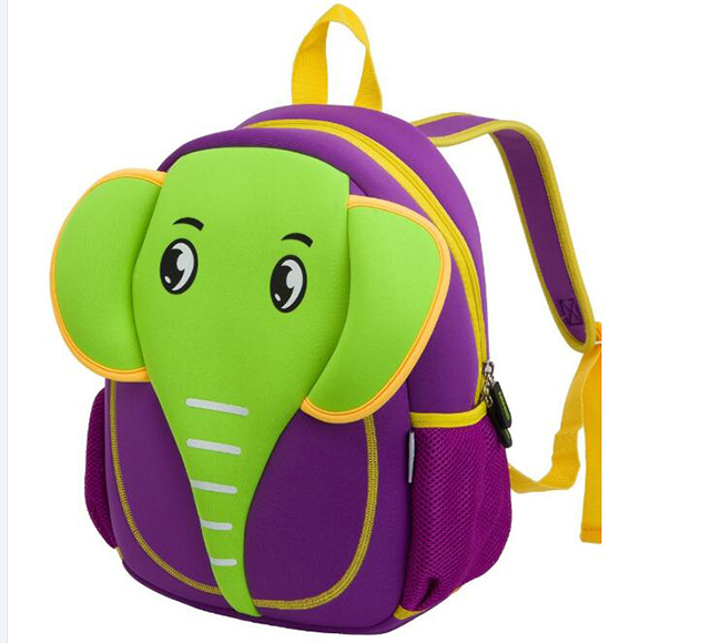 Beautiful cute school bag