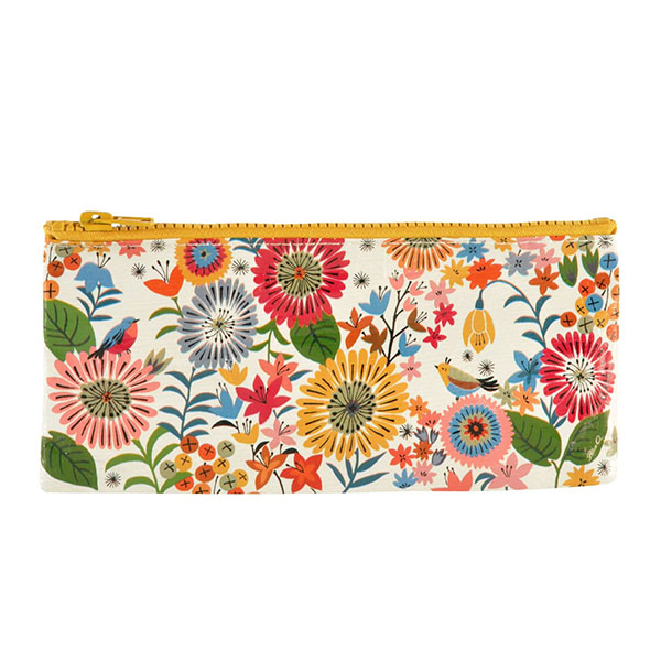 Beauty full print pencil bag