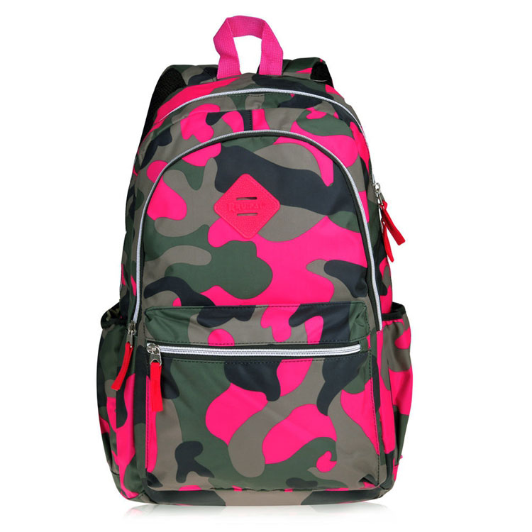 High quality camouflage backpack