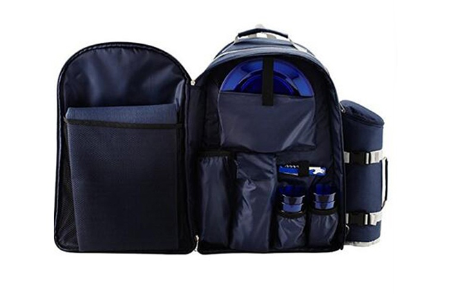 Classical cooler bag