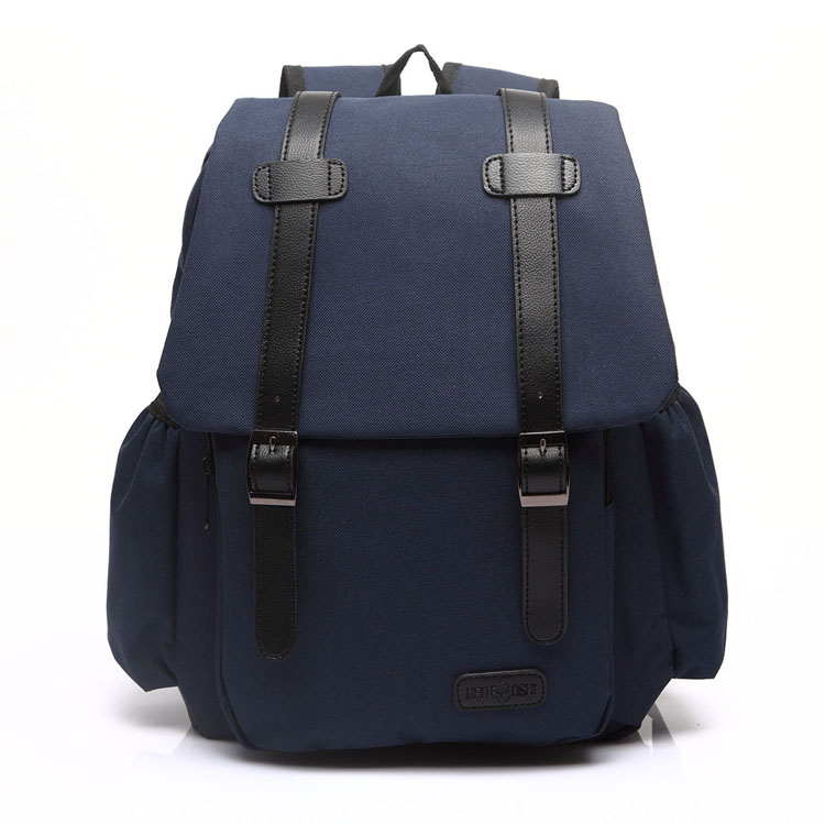 Classical large capacity backpack for men