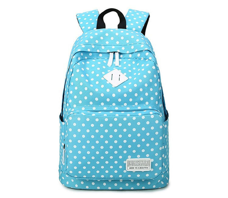 Wholesale large capacity canvas backpack