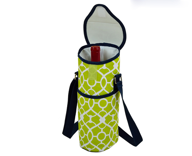 Promotional wine cooler bag