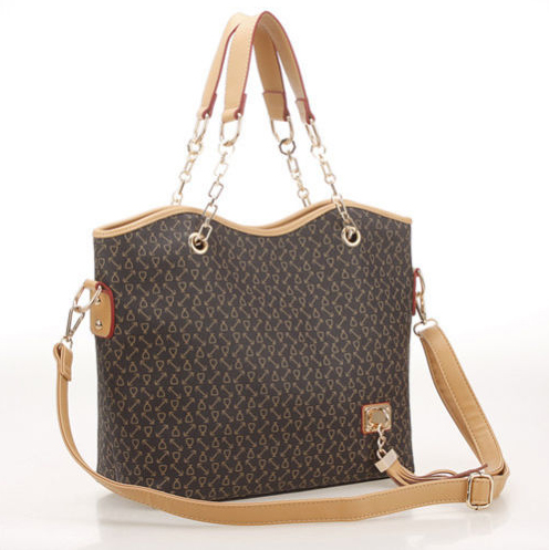 New design PU waterproof handbag