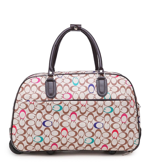 High quality print travel bag