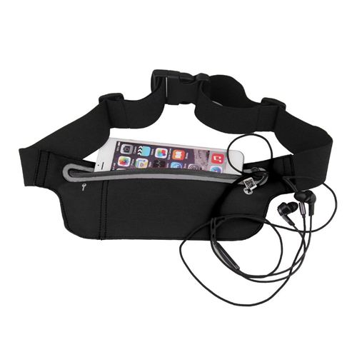 Multi-function waist bag with bottle pocket