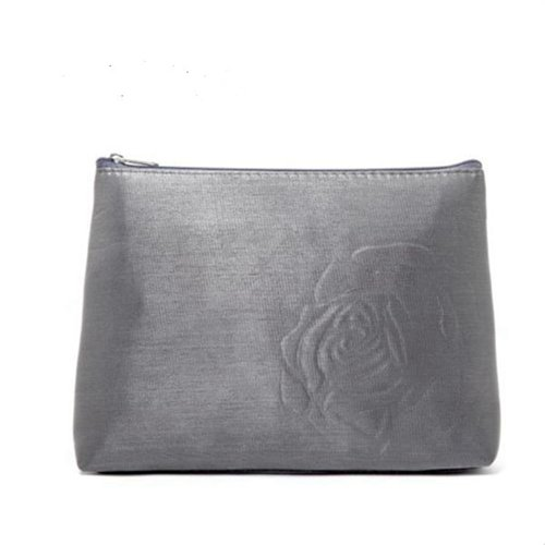 Simple cosmetic clutch bag