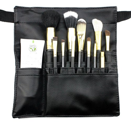 Classical brushes cosmetic bag
