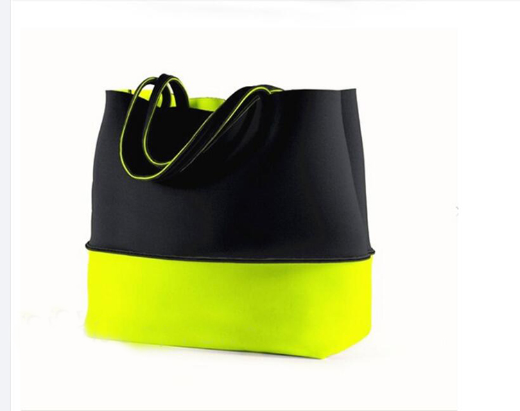 Fashion beach bag