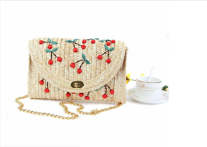 Promotional fashion beach bag