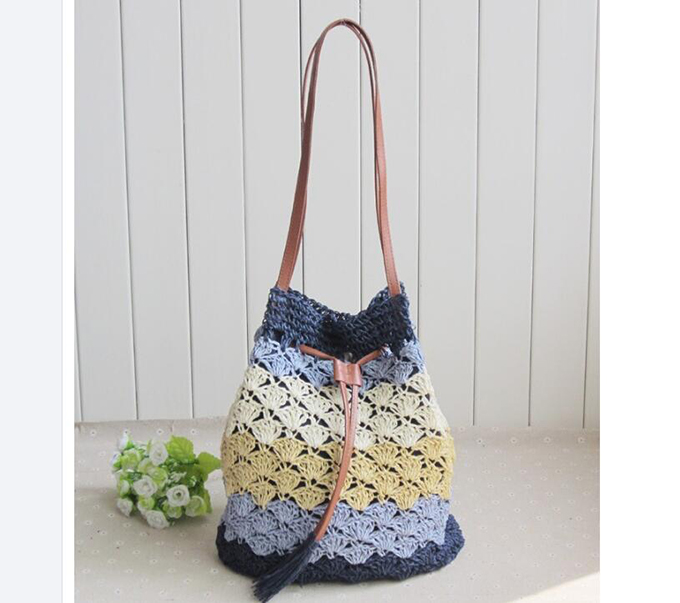 Fashion promotional beach bag