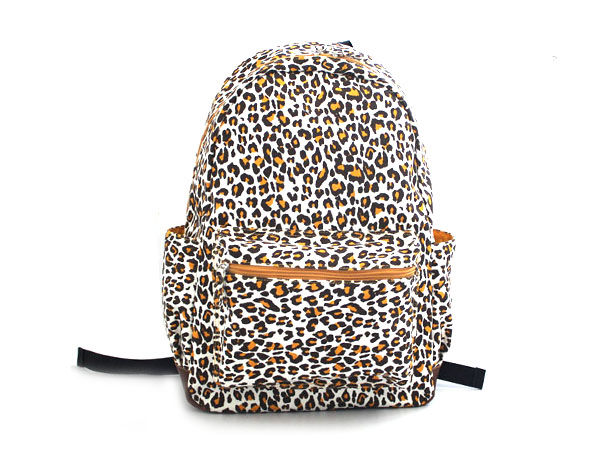 Hot sale simple high quality trendy school bags backpack