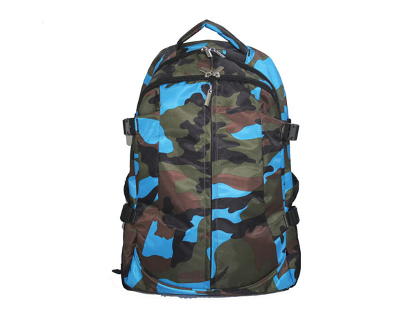 Durable classical backpack for people